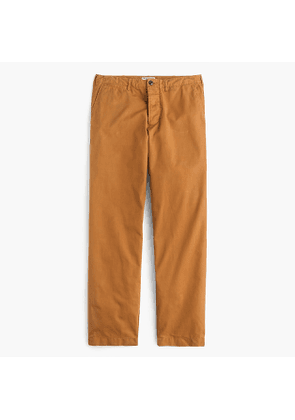 Wallace & Barnes workwear suit pant in cotton