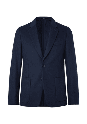 Paul Smith - Slim-fit Wool And Cashmere-blend Suit Jacket - Blue