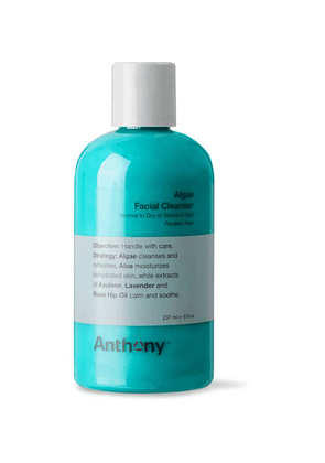 Anthony - Algae Facial Cleanser, 237ml - Colorless