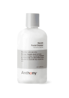 Anthony - Glycolic Facial Cleanser, 237ml - Colorless