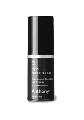 Anthony - High Performance Continuous Moisture Eye Cream, 15ml - Colorless