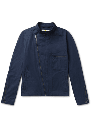 Connolly - + Goodwood Cotton-twill Jacket - Navy