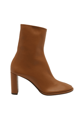 Teatime zip ankle boots