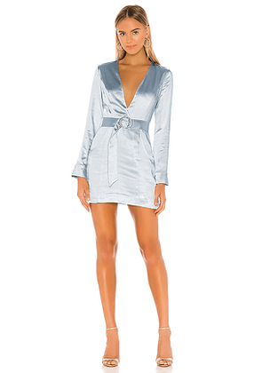 Lovers + Friends Seneca Dress in Baby Blue. Size M,S,XL,XS,XXS.