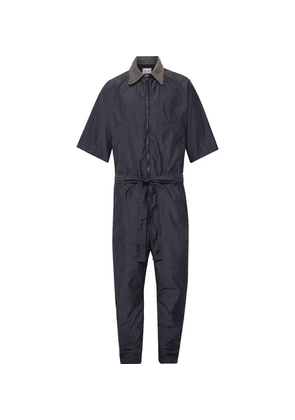 Fear of God - Belted Nylon Jumpsuit - Navy