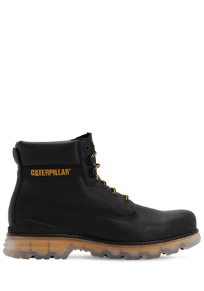 Replicate M Leather Lace-up Boots