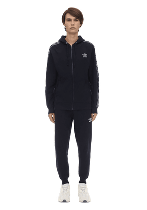 Cotton Blend Track Suit