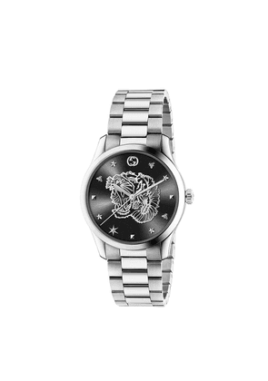 Gucci G-Timeless watch, 38mm - SILVER