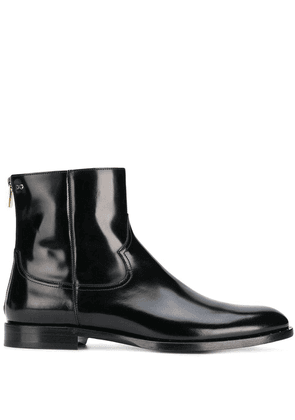 Dolce & Gabbana Chelsea ankle boots - Black
