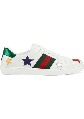 Gucci Ace low-top sneaker - White