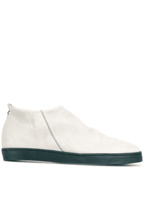 Fiorentini + Baker low rise ankle boots - Grey