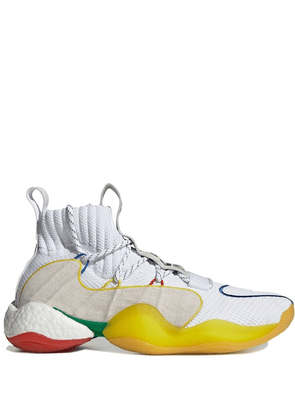 adidas by Pharrell Williams Multicoloured Crazy BYW LVL sneakers -