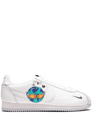 Nike Cortez Flyleather QS sneakers - White