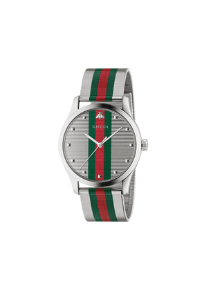 Gucci G-Timeless 42mm - Silver