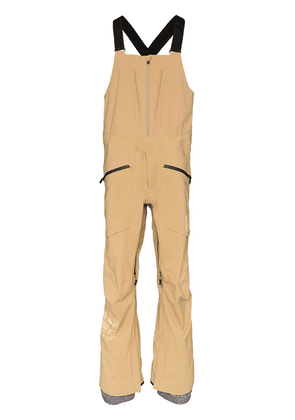 Burton AK GORE-TEX 3L stretch freebird overalls - NEUTRALS