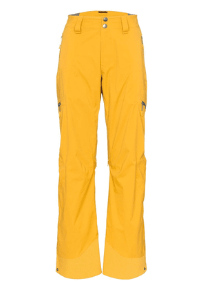 Mammut Stoney Hardshell trousers - GOLD