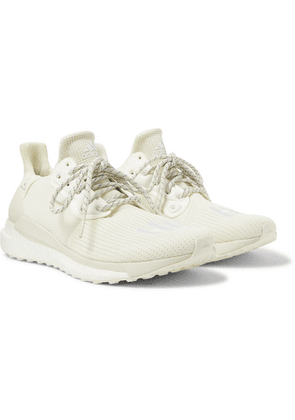 adidas Consortium - + Pharrell Williams Solarhu Prd Glide Sneakers - Off-white