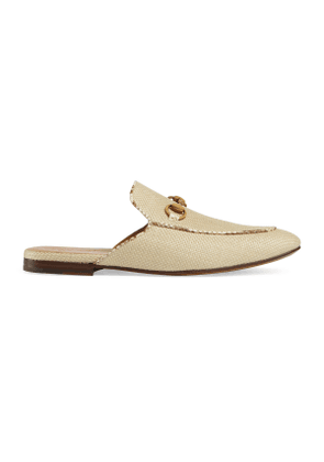 Men's Princetown raffia loafer