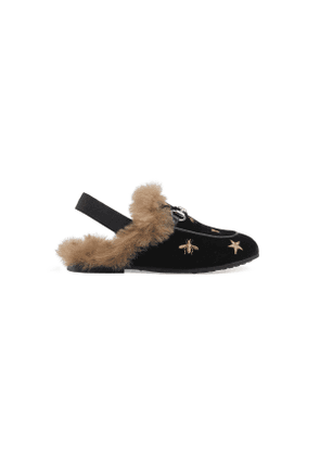 Toddler Princetown bees and stars slipper
