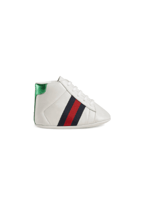 Baby Ace leather sneaker