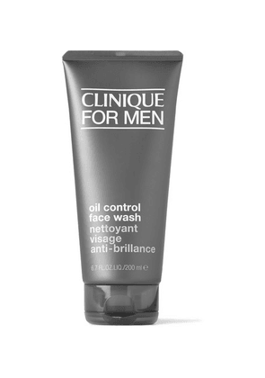 Clinique For Men - Oil Control Face Wash, 200ml - Colorless