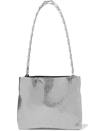 Paco Rabanne - Pixel 1960 Chainmail Shoulder Bag - Silver