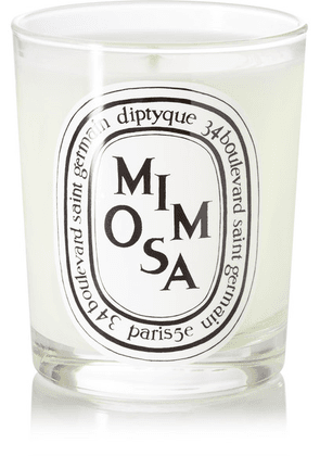 Diptyque - Mimosa Scented Candle, 190g - one size