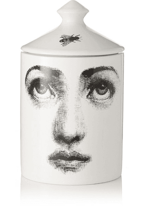 Fornasetti - L'ape Scented Candle, 300g - White