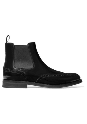 Church's - Ketsby Glossed-leather Chelsea Boots - Black
