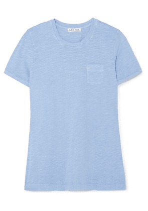Alex Mill - Slub Cotton-jersey T-shirt - Blue