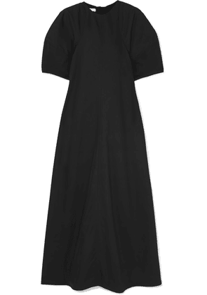 Co - Twill Maxi Dress - Black