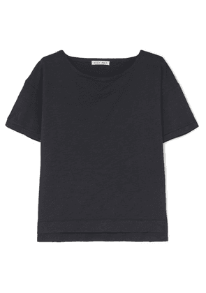 Alex Mill - Slub Cotton-jersey T-shirt - Navy