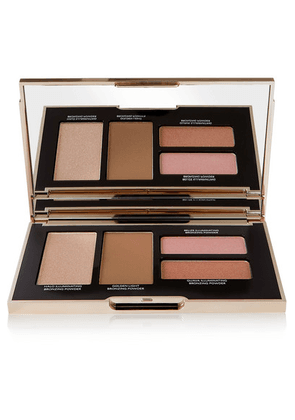 Bobbi Brown - Take It To Glow Highlight And Bronzing Powder Palette - Gold