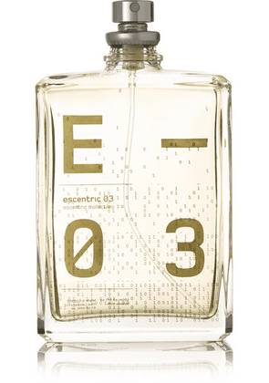 Escentric Molecules - Escentric 03 - Vetiveryl Acetate, Mexican Lime & Ginger, 100ml