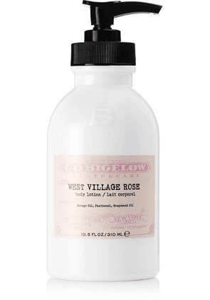 C.O. Bigelow - West Village Rose Body Lotion, 310ml - one size