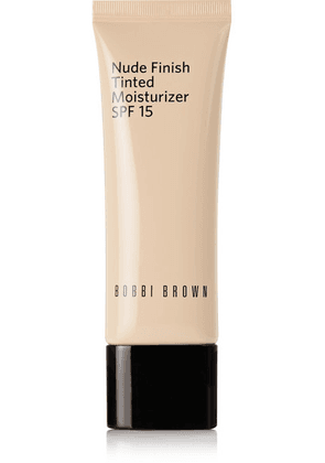 Bobbi Brown - Nude Finish Tinted Moisturizer Spf15 - Medium To Dark Tint, 50ml