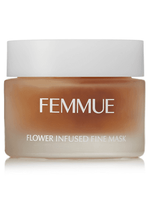 FEMMUE - Flower Infused Fine Mask, 50g - one size