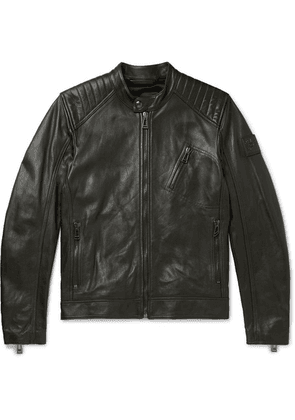 fast delivery outlet store sale superior quality Belstaff | Danescroft Slim-fit Shearling-lined Leather ...