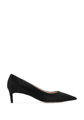 Stuart Weitzman - The Leigh 45 Pump In Black - Size 35