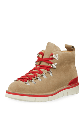 Spoiler Lace-Up Boot