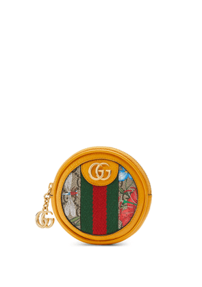 Ophidia GG Flora Coin Purse