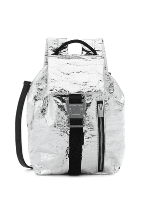 Baby X foil backpack