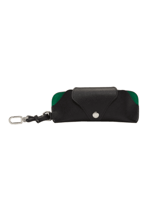 Prada Black Saffiano Glasses Case