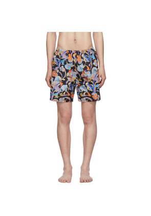 Prada Multicolor Abstract Swim Shorts