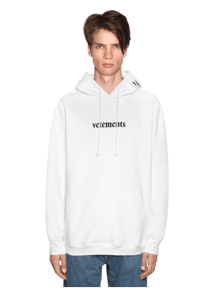 Big Delivery Patch Jersey Hoodie