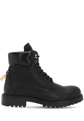 Site Leather Boots