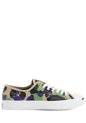 Jack Purcell Archive Leather Ox Sneakers