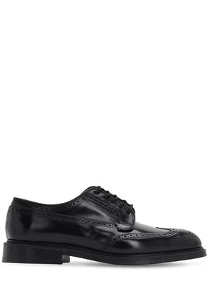 Grafton Leather Lace-up Shoes