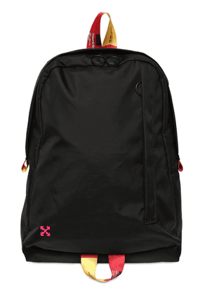 Easy Nylon Backpack W/ Webbing Straps