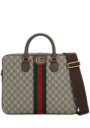Gg Supreme Ophidia Briefcase Bag